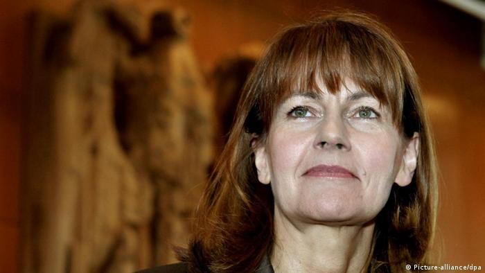 BVG - Urteil zur Juniorprofessur Edelgard Bulmahn (Picture-alliance/dpa)
