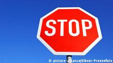 STOP-Schild