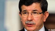 Ministri i Jashtëm, Ahmet Davutoglu