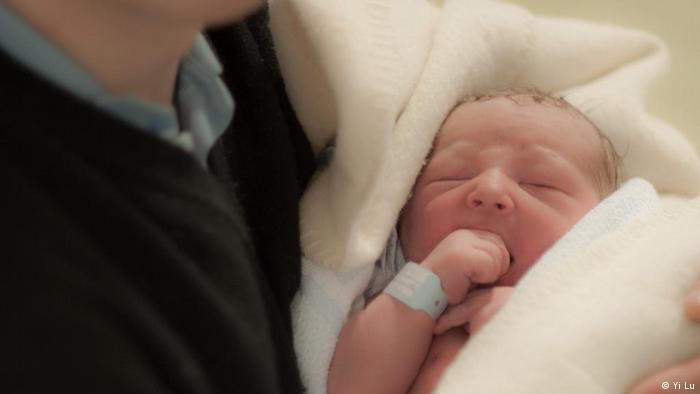 Geburt eines Baby am 29.02.2012