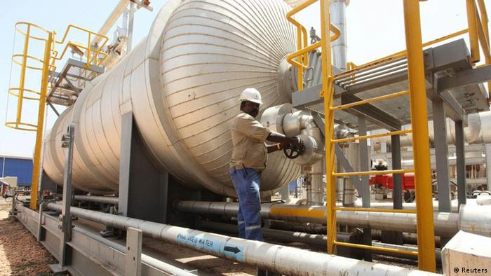 Südsudan Sudan Öl Ölfelder Paloich Pipeline Nordsudan