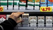 Aromatizantes como mentol, fresa, vainilla y caipiriña, también serían prohibidos.
