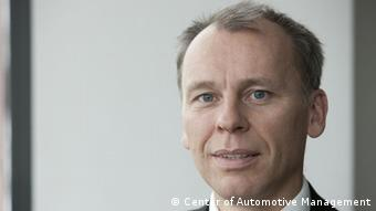 Stefan Bratzel from the Center of Automotive Management Copyright: Center of Automotive Management