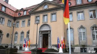Vila Borsig - reprezentativni objekt Ministarstva vanjskih poslova SR Njemačke