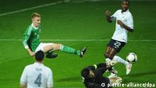 Deutschland - Frankreich Bremen Marco Reus