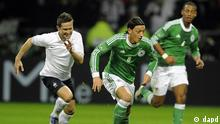 Deutschland - Frankreich Mesut Özil
