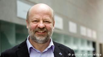 The Greens' energy expert Hans-Josef Fell (Photo: Therese Aufschlager/ dpa)