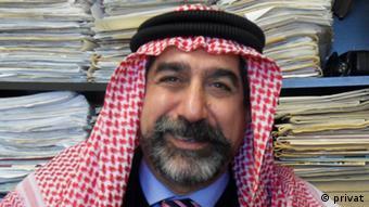Yusef Azizi Banitorof, iranisch-arabischer Schriftsteller und Journalist