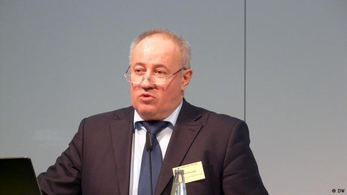 Віктор Чумак (фото з архіву)