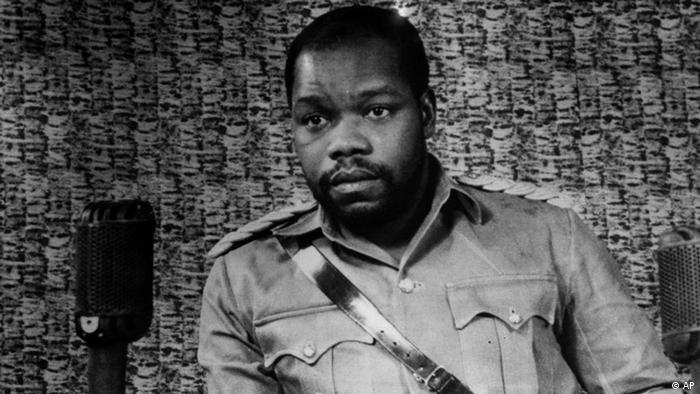 Odumegwu Ojukwu 1966