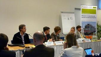 Дискусія під час конференції Київський діалог