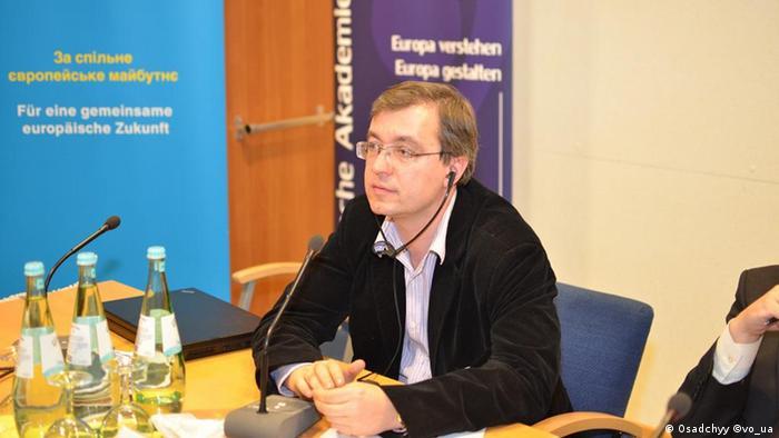 Kiewer Gespräche zum Thema Migration als europäische Herausforderung