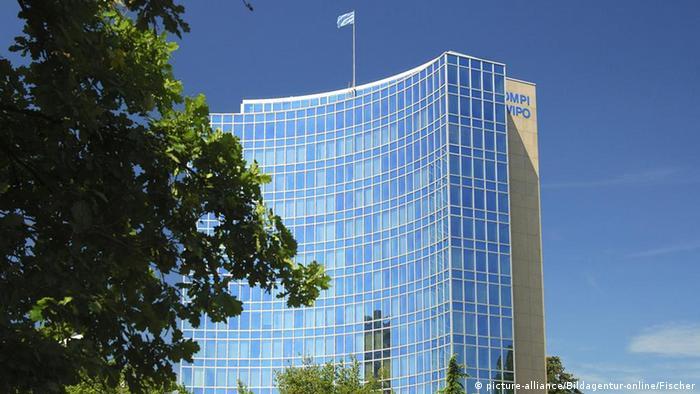 Sjedište WIPO u Ženevi