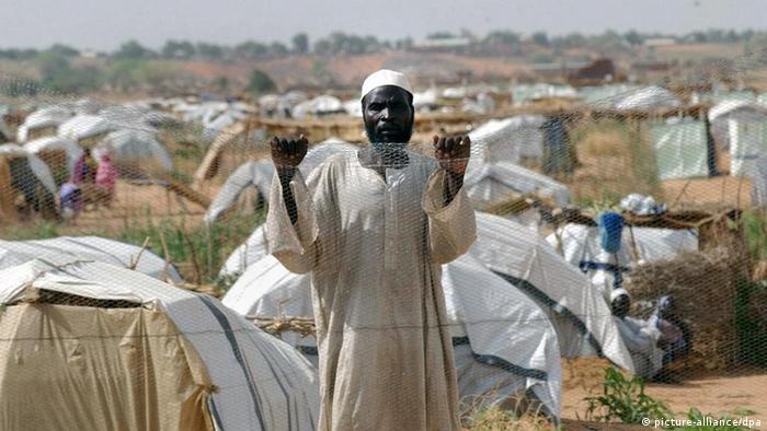 Sudan Darfur Kriegsverbrechen Menschenrechtsverletzungen