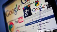 Symbolbild Internet Privatsphäre Google