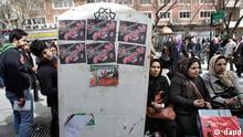 یک بلاگر: پیروزی نظام در برابر فشار غرب تمکین به مردم و قانون را کاهش خواهد داد