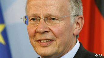 Tom Koenigs, parlamentario alemán de Alianza90/Los Verdes.