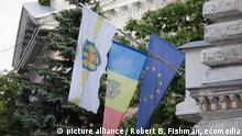 Moldawien - Fahnen