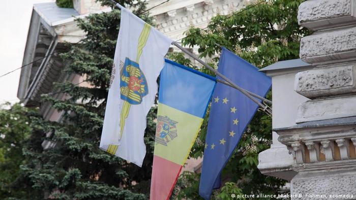DW: Молдавия - венесуэльская ситуация на окраине Европы