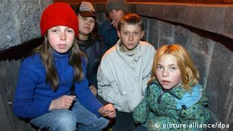 Небезпека загрожує і дітям вулиці, і дітям в закладах закритого типу