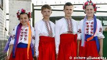 Ukraine Ukrainische Kinder