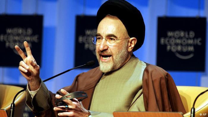 Mohammad Khatami Iran Ehemaliger Präsident Teheran (AP)