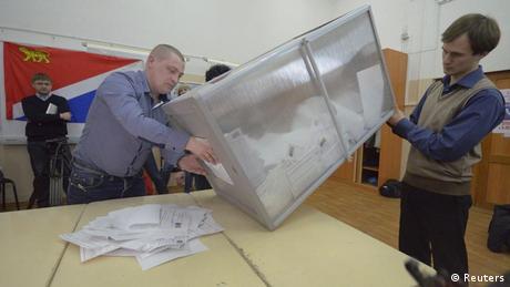 Ρωσία και Κριμαία, στη μάχη των τοπικών εκλογών