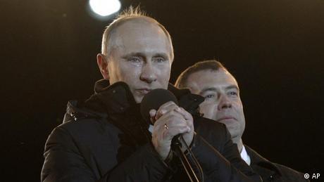 Путін вирішив балотуватися на виборах президента Росії