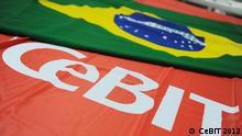 Brasil ist Partnerland bei der Cebit 2012. Copyright: Cebit, 2012 ***Nur in Zusammenhang mit einer Berichterstattung zur Cebit 2012***