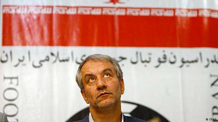 Ali Kafashian, Präsident des iranischen Fußballverbands