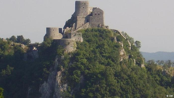 Tvrđava Gradina iznad Srebrenika