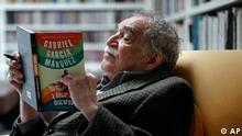 Kolumbien Literatur Schriftsteller Gabriel Garcia Marquez