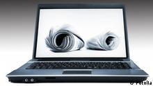 Symbolbild Onlinejournalismus Online-Journalist