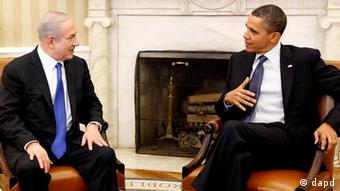 Treffen Barack Obama und Benjamin Netanjahu in Washington
