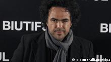 Mexican film director Alejandro González Iñárritu, poses during the presentation of his latest film Biutiful, starring Spanish actor Javier Bardem, in Madrid, central Spain, 29 November 2010. EFE/Ballesteros