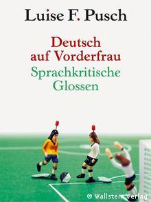 Bookcover - 'Deutsch auf Vorderfrau' by Luise F. Pusch