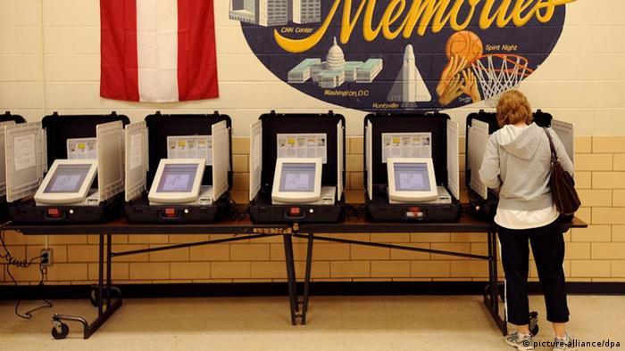USA Vorwahlen am Supertuesday 2012 (picture-alliance/dpa)