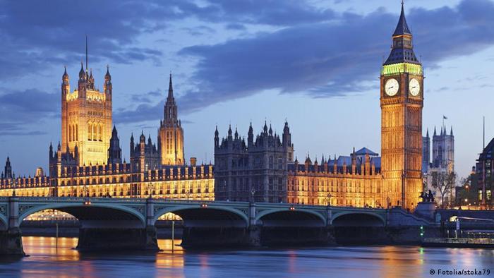 London Innenstadt Big Ben