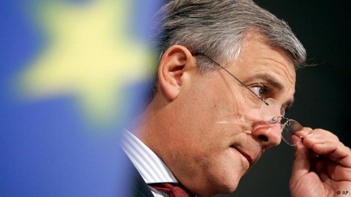 EU-Navigationssystems Galileo Antonio Tajani