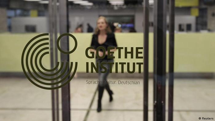Goethe-Institut beliebt in Südeuropa