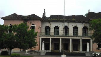 Guinea Bissau Afrika Präsidentenpalast neu