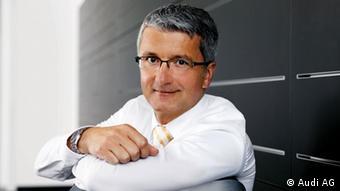 Novi cilj pred očima - Rupert Stadler, predsjednik upravnog odbora Audija