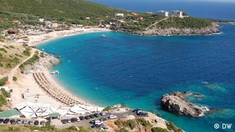 Jala -bregdet në jug të Shqipërisë