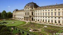 Beliebteste Sehenswürdigkeiten Deutschlands Residenz Würzburg
