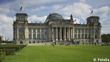 Beliebteste Sehenswürdigkeiten Deutschlands Reichstag Berlin