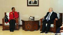 خانم آموس با وزیر امور خارجه سوریه دیدار و گفتوگو کرد