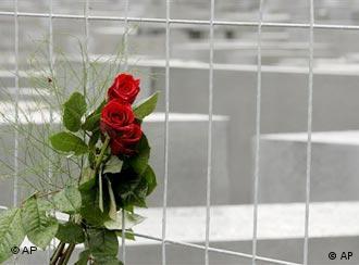 Monumento al Holocausto en Berlín.