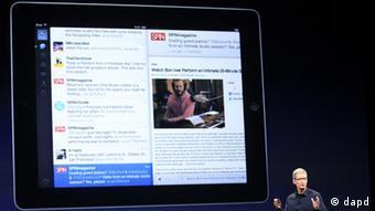 Apple iPad 3 Präsentation