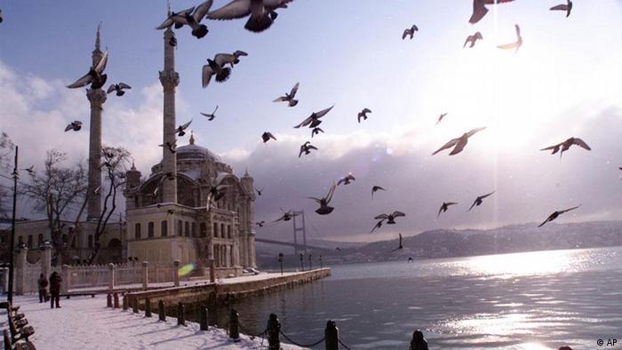Istanbul Ortaköy Moschee