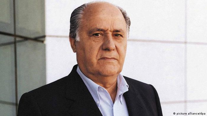 Amancio Ortega (picture alliance/dpa)